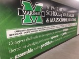 Upgraded  Journalism/Mass Communications Hallway Unveiled