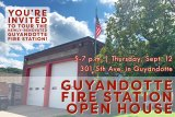 Fire Station Tour Coming Sept. 12