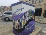 Huntington Announces Decorative Wrap a Utility Box Program