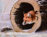 DNR seeks wildlife paintings for 2020 calendar