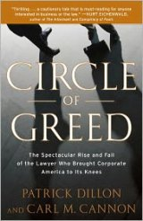 BOOK REVIEW: 'Circle of Greed' Shows What Happens to Lawyers Who Combine Hubris and Greed