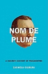 BOOK REVIEW: 'Nom de Plume': Authors Use Pen Names for Many Reasons