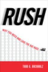 BOOK REVIEW: 'Rush': Competition, Stress Make People -- and the World -- Go Round