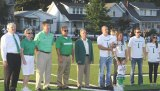 IMAGES: Marshall Soccer Field Dedication