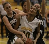 Huntington HIgh Girls Narrowly Lose to  North Marion