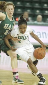Late Basket Leads MU Women over UAB