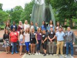 Marshall School of Medicine welcomes undergraduate researchers for summer internships