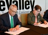 Marshall and BridgeValley cooperate to offer nursing and regents degrees
