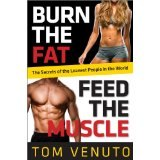 BOOK NOTES: 'Burn the Fat, Feed the Muscle: Transform Your Body Forever Using the Secrets of the Leanest People in the World' Revised Edition