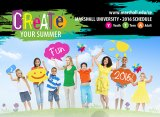 'Create your summer' theme of classes on Huntington, South Charleston campuses