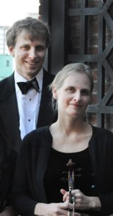 Marshall's MUsic Alive Series to Present Piano-Violin Duo Jan. 16-17
