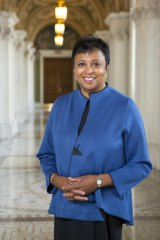 First female, African American to head Library of Congress to visit Marshall Feb. 21