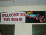 Toy Train Hosting Back to School Fundraiser Sunday