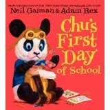 BOOK REVIEW: 'Chu's First Day of School', 'Chu's Day': Two Delightful New Books for Children by Neil Gaiman, Adam Rex