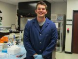 Student receives grant to study diabetic retinopathy