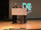 Marshall Foundation establishes Harry J. and Shirley Cline Scholarship