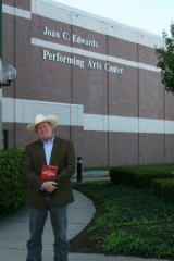 Best Selling Author Craig Johnson Reading from his Work Oct. 17 at MU