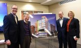 WVU Medicine Children's growing into new tower to be added onto J.W. Ruby Memorial Hospital