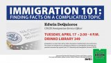 Immigration 101: Finding Facts on Complicated Topic Workshop