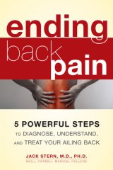 BOOK REVIEW: 'Ending Back Pain: 5 Powerful Steps to Diagnose, Understand, and Treat Your Ailing Back: Comprehensive, Readable Guide to a Problem That Afflicts Just About Everybody