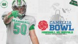 Marshall Receives Christmas Day Bowl Date