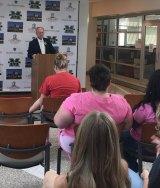 Erma Byrd Center celebrates tenth anniversary