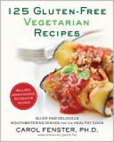 BOOK REVIEW: '125 Gluten-Free Vegetarian Recipes': A Perfect Resource for Those With Food Allergies