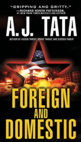 BOOK REVIEW: 'Foreign and Domestic': Jake Mahegan: A.J. Tata's Answer to Lee Child's Jack Reacher