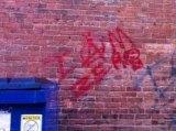 Arrest Made in Graffiti Spraying