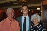 Young alumnus establishes Marshall School of Medicine scholarship
