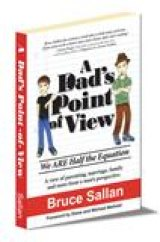 BOOK REVIEW: 'A Dad's Point-of-View': Great Advice for Dads, Moms, the Rest of Us