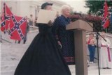 CIVIL WAR DIARY: Memorial Day Remembrance of Last Confederate Widow