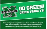 Herd Encourages You to Participate in Green Fridays