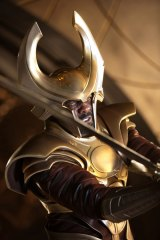"Villain Heimdall in a scene from ""Thor,"" provided Paramount/Marvel Entertainment"