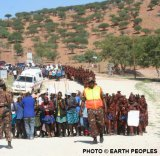 OP-ED: Semi-nomadic Himba march in protest against dam and attempted bribery of their chief