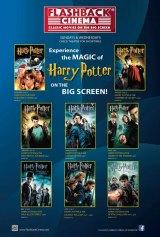 Elvis, Harry Potter, Titantic all Flashing Back in Jan, Feb