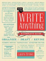 BOOK REVIEW: 'How to Write Anything:  When Laura Brown Says 'Anything', She Means 'Anything'