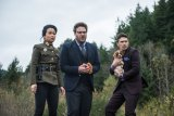 """Scene from """"The Interview"""""""