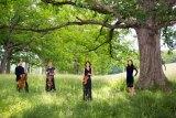 GVT Welcomes the  Garth Newel Piano Quartet