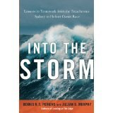 BOOK REVIEW: 'Into the Storm': Leadership, Business Lessons in Teamwork Derived from Competing in One of the World's Most Dangerous Ocean Races