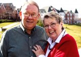 John and Patty Anderson establish scholarship for College of Education and Professional Development