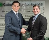 Jace Smith, M.D., selected as November Resident of the Month