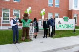Marshall Hosts Official Ribbon-Cutting for The Landing