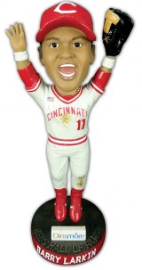 Collectible Bobblehead for July: Barry Larkin