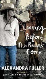 BOOK REVIEW: 'Leaving Before the Rains Come': The Life and Death of a Marriage