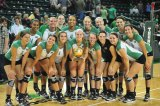 Herd Volleyball Strikes Gold Again, Thumps WVU