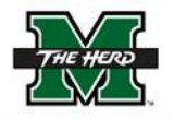 Marshall Will Host Tulsa in Homecoming Game
