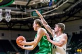 Men's Basketball Makes Season-High Halftime Comeback to Down North Texas