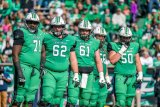 MCGILL: Herd offensive line readies for USF's multiple look