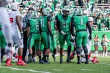 HERD ZONE MCGILL: Marshall takes away FAU's offense, routs defending champs